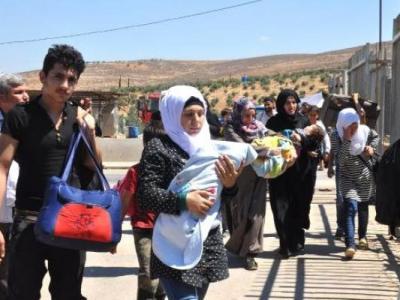 Bayramı Suriye'de Geçirecek Suriyelilerin Sayısı 100 Bini Geçti