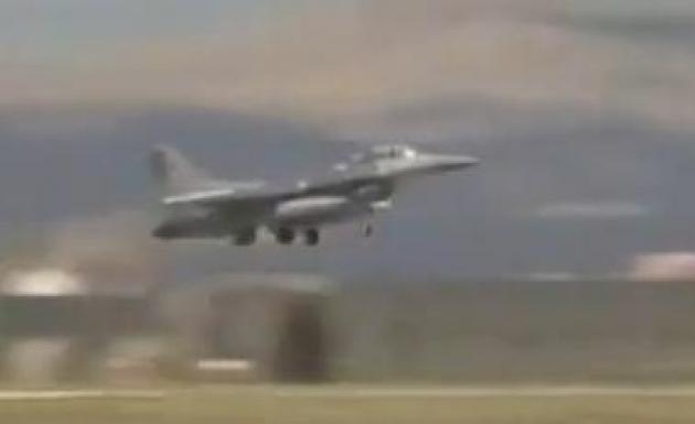 7 Terörist Hava Operasyonuyla Vuruldu