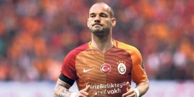 Sneijder ABD Futboluna Sıcak Bakıyor