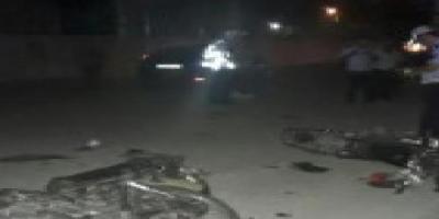Otomobil 2 Motosiklete Çarptı 2 Ölü 1 Yaralı