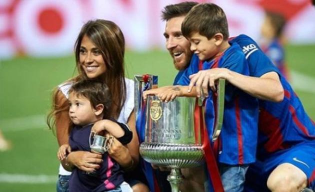 Messi Evleniyor 260 Özel Uçak Arjantin'e Gidecek