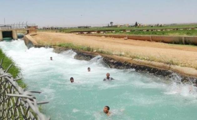 Çocuklar Serinlesin Havuzlar Ücretsiz Yaptı