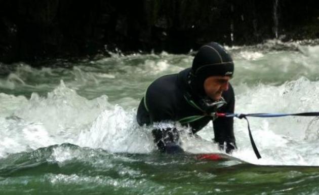 JAK Dalgıç Timi Nehir'i Arayacak