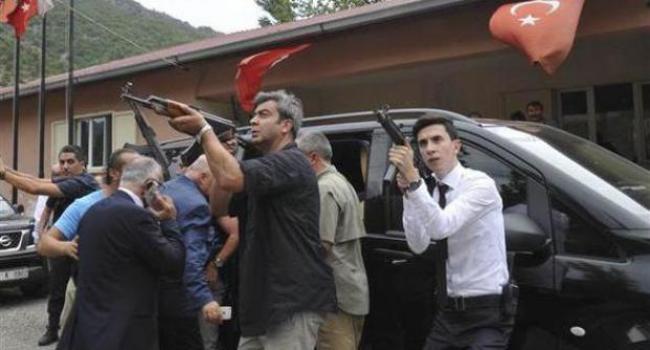 Son dakika: Kılıçdaroğlu'nun konvoyuna saldıran terörist öldürüldü