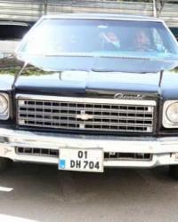 Liderlerin klasik otomobili Erdoğan'ı bekliyor