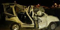 Ankara'da korkunç kaza: 5 ölü, 1 yaralı