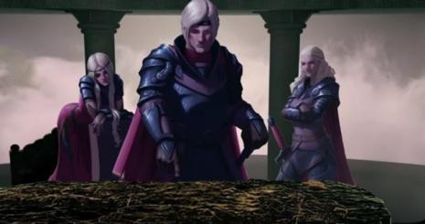 GOT hayranlarına müjde! Game of Thrones'un animasyonu geliyor!