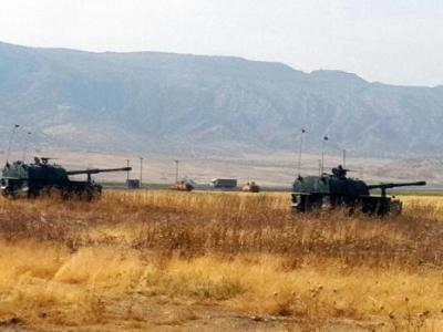 TSK, Irak sınırında operasyon ve tatbikat başlattı