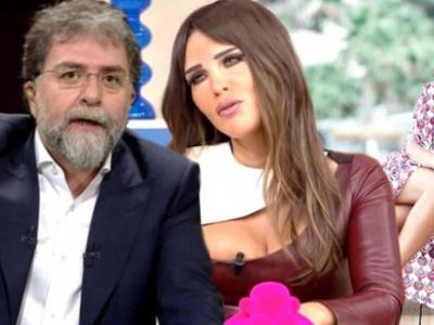 Seren Serengil, Ahmet Hakan'a Çattı: Gülben Ergen'i Koruduğunuz Yeter