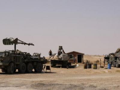 Rus savaş uçakları, YPG mevzilerini vurdu