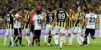 Olaylı Fenerbahçe-Beşiktaş Derbisi Sonrası PFDK'ya Sevk Edilenler Belli Oldu