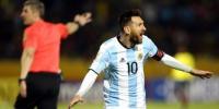 Arjantin, Ekvador'u Messi'nin 3 Golüyle Yenerek Dünya Kupasına Gitti