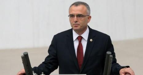 Maliye Bakanı Naci Ağbal: En düşük maaş 2 bin 830 lira olacak