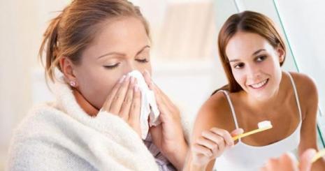 Uzmanlar uyardı: Gripten sonra diş fırçanızı hemen değiştirin
