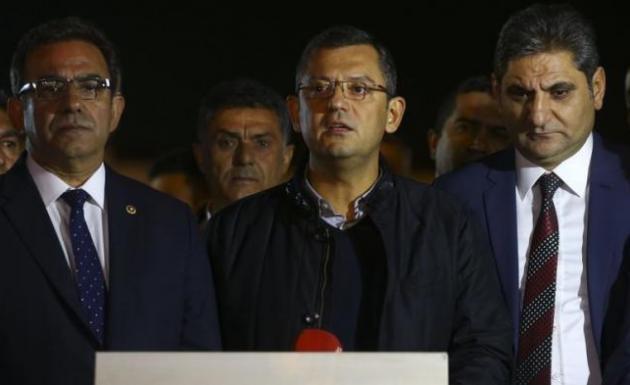 CHP'li Özgür Özel'den Deniz Baykal açıklaması