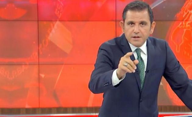 Fatih Portakal, Kanal D Muhabirini Transfer Ettiğini Canlı Yayında Duyurdu