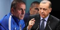 Abdullah Avcı'ya Basın Toplantısında İlginç Soru: Erdoğan Maçı İzleyecek Mi