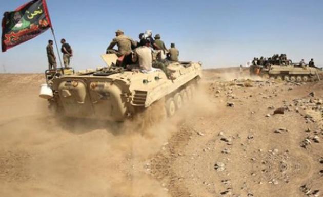 Kürtler Sokağa İndi! İbadi, Haşdi Şabi'ye Talimat Verdi: Çekilin