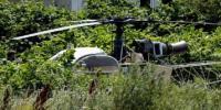 Filmleri aratmayan firar: Hapishaneden helikopterle kaçtı