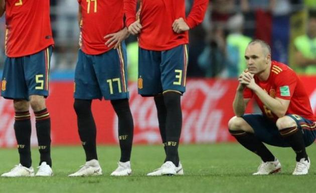 Andres Iniesta milli takımı bıraktı!