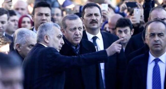 Erdoğan'a yakın isim Metin Külünk,