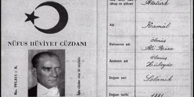 Atatürke Verilen İsimler
