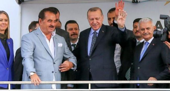 Erdoğan'ı yanlış anlayan Tatlıses'in anısı İzmirlileri güldürdü