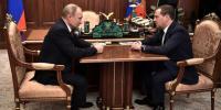 Ajanslar son dakika geçti! Rusya'da hükümet istifa etti