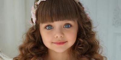 Dünyanın en güzel kızı büyüdü