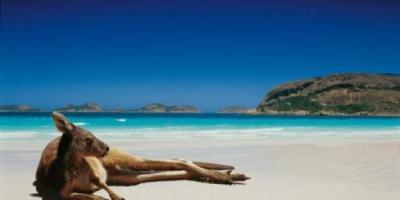 Avustralya Tatil Bölgeleri