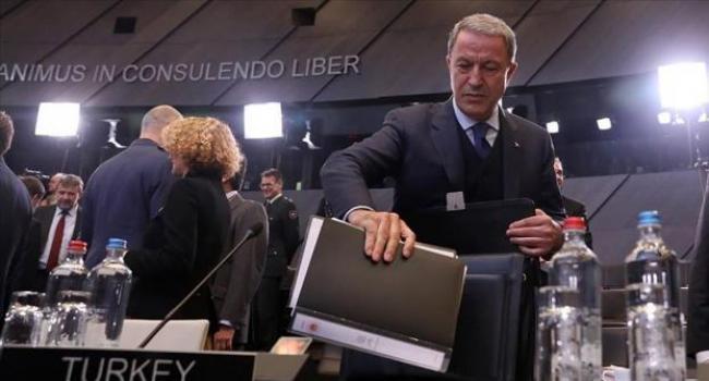 NATO zirvesinde Akar'ın çantasında 'İdlib dosyası' da yer alacak