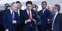 Putin ve Conte telefonda Libya krizini görüştü