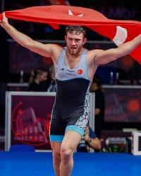 Süleyman Karadeniz Avrupa şampiyonu oldu
