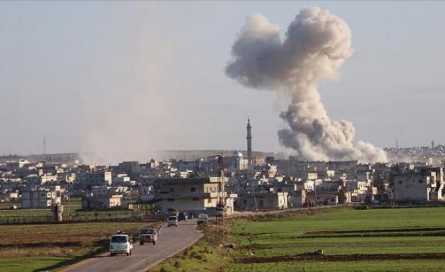 Esed rejimi İdlib'e saldırılarında 4 sivil daha öldü