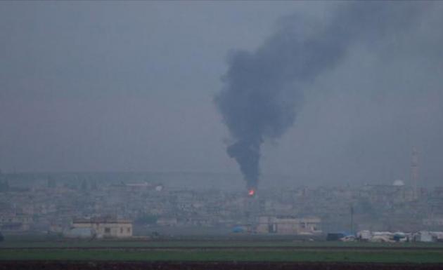 Rusya'nın saldırılarında 3 sivil öldü, 9 sivil yaralandı
