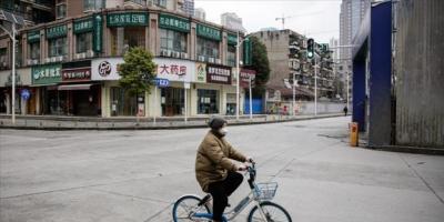 Çin'de can kaybı 2 bin 347'ye çıktı