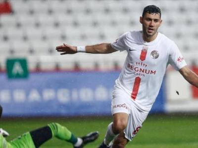 Antalyaspor Sivasspor'u 1 golle geçti