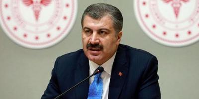 Sağlık Bakanı Fahrettin Koca corona virüsü salgınında yeni verileri açıkladı!