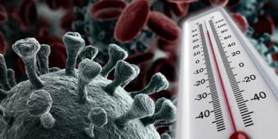 Bilim insanlarının araştırması sonucunda koronavirüsün en çok yaşadığı sıcaklık derecesi belli oldu