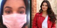 Pınar Deniz'in anneannesi corona virüse yenildi