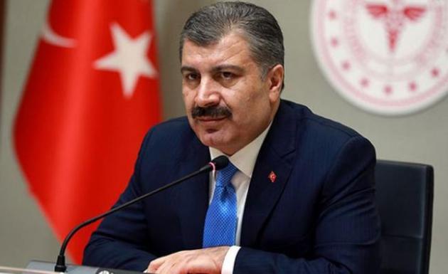 Sağlık Bakanı Fahrettin Koca corona virüs vaka sayısını açıkladı