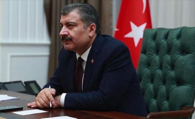 Türkiye'de corona virüste son durum