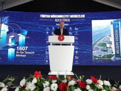 Büyük ve güçlü Türkiye hedefimize kararlılıkla yürüyoruz