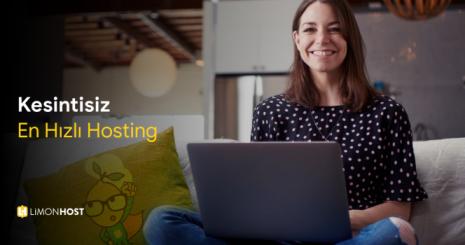 LimonHost Hosting Hizmeti ile Dijital Dünyada İşinizi Koruyor
