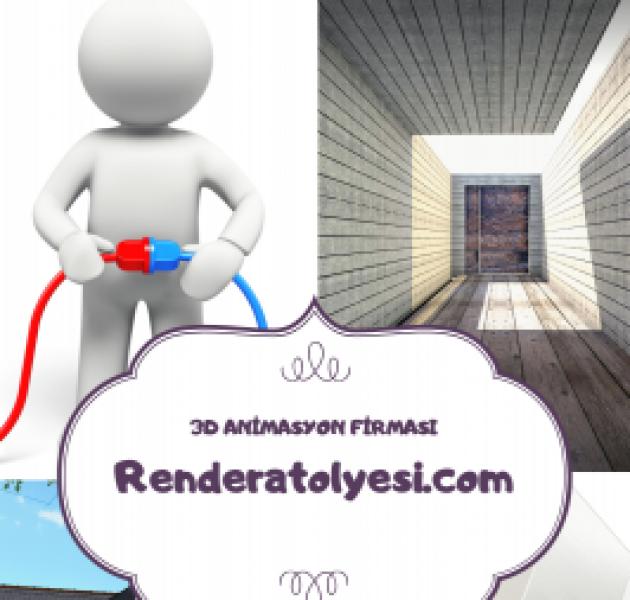 3D Animasyon Yapan Firma