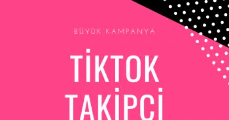 Tiktok'un En Popüler İsimlerinden Biri Ol: Tiktok Takipçi Satın Al