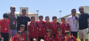 Antalya'da futbol şöleni