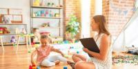 Çocuk Terapisi & Oyun Terapisi