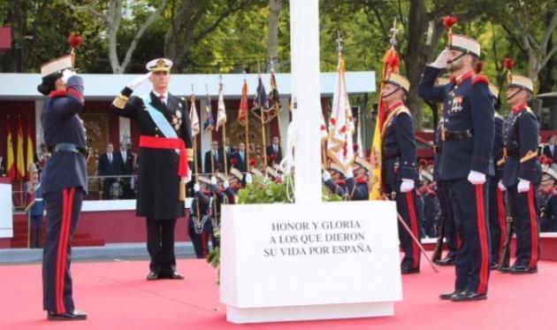 İspanya Milli Günü'nde 'Soykırım' Krizi