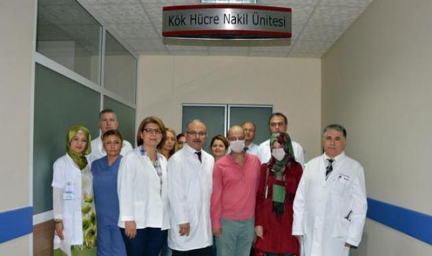 Kök Hücre Nakliyle Türkiye'de Kanseri Yendiler